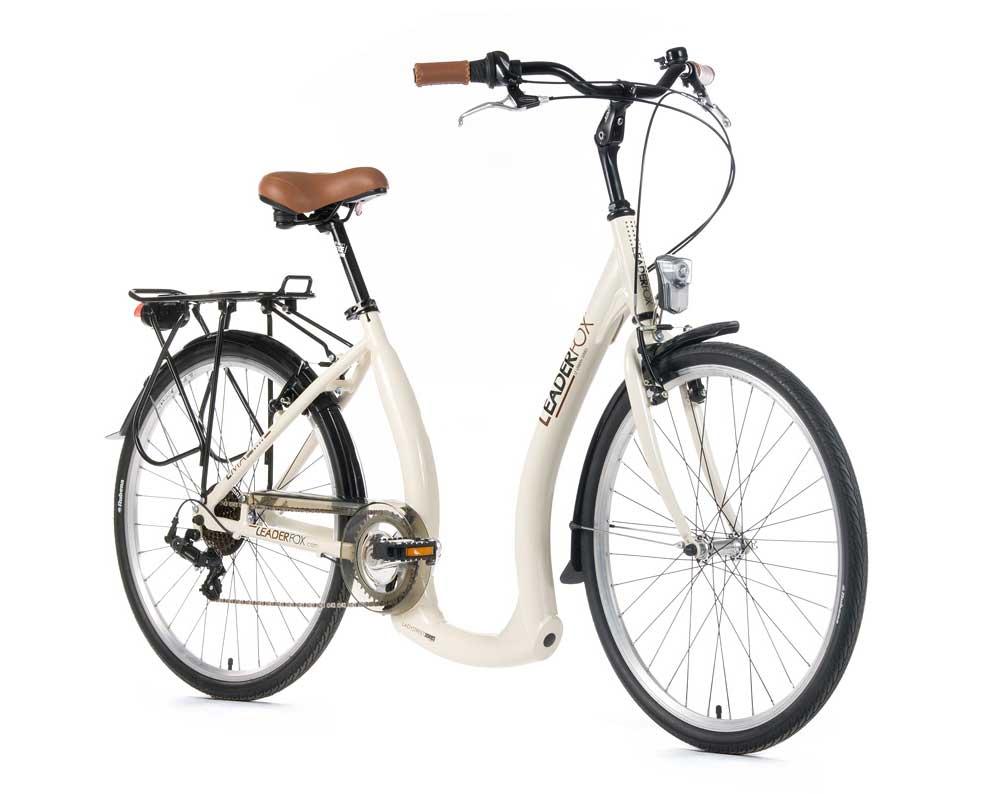 Bicicleta de oras Leader Fox Ema Ivoire