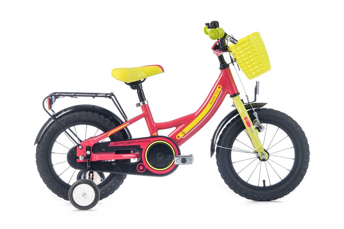 Bicicleta de copii Leader Fox Busby Girl 14 2016