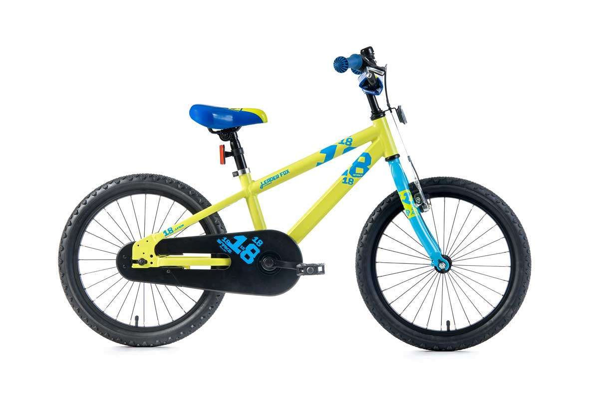 Bicicleta de copii Leader Fox Snake 18 2016