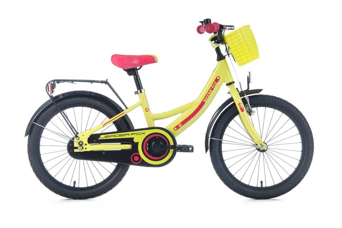 Bicicleta de copii Leader Fox Busby Girl 18 2016
