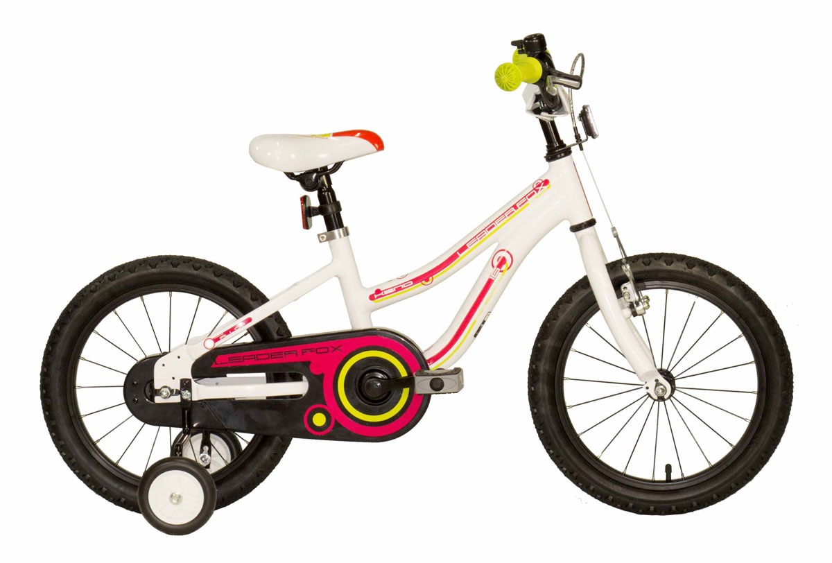 Bicicleta de copii Leader Fox Keno 16