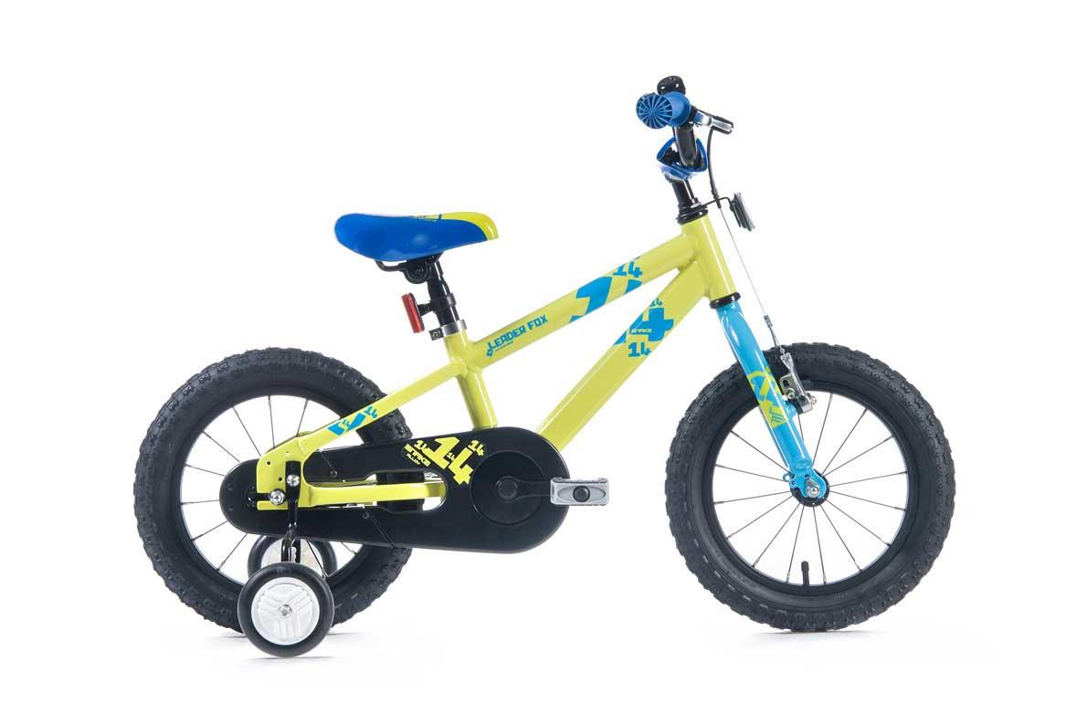 Bicicleta de copii Leader Fox Snake 14 2016