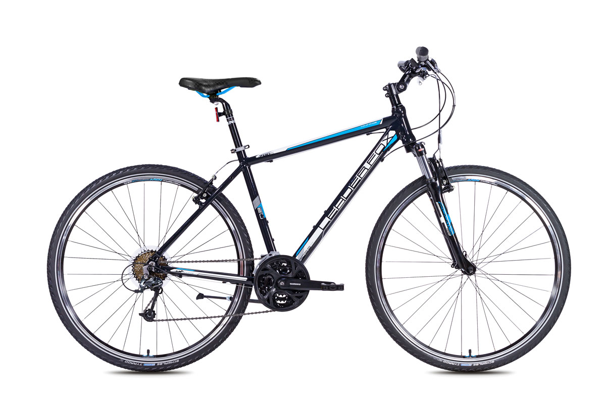 Bicicleta Cross Leader Fox Toscana Gent 2015