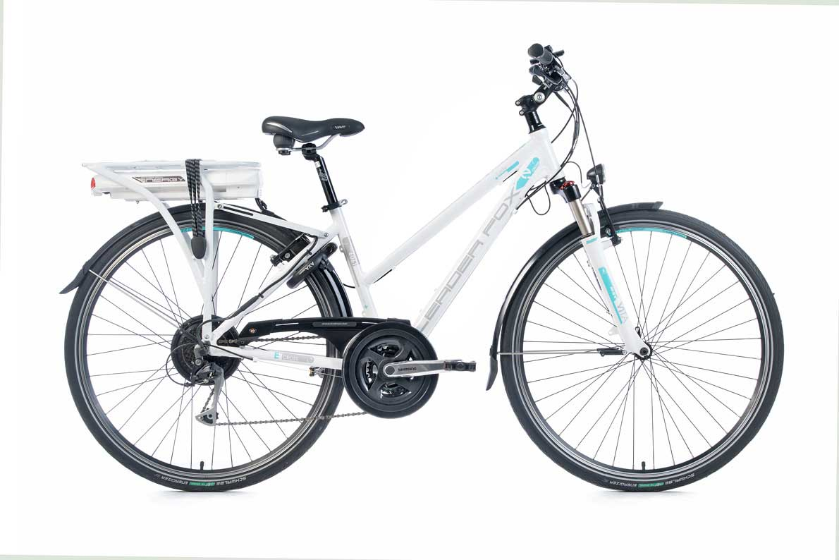 Bicicleta electrica Leader Fox Sandy Lady 2016