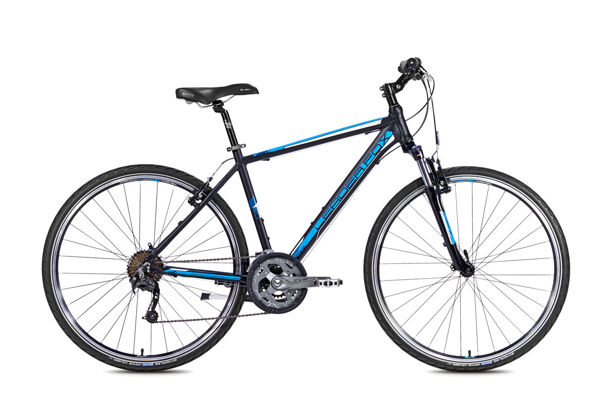 Bicicleta Cross Leader Fox Sumava Gent