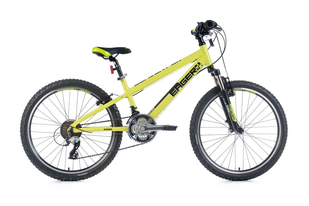 Bicicleta de copii Leader Fox Eager Boy 2016