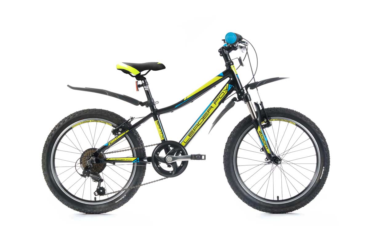 Bicicleta de copii Leader Fox Santy