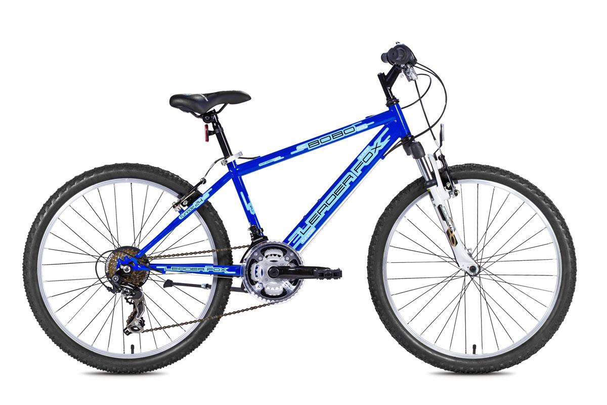 Bicicleta de copii Leader Fox Bobo Boy 2015