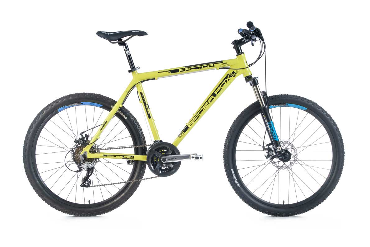 Bicicleta MTB Leader Fox Factor