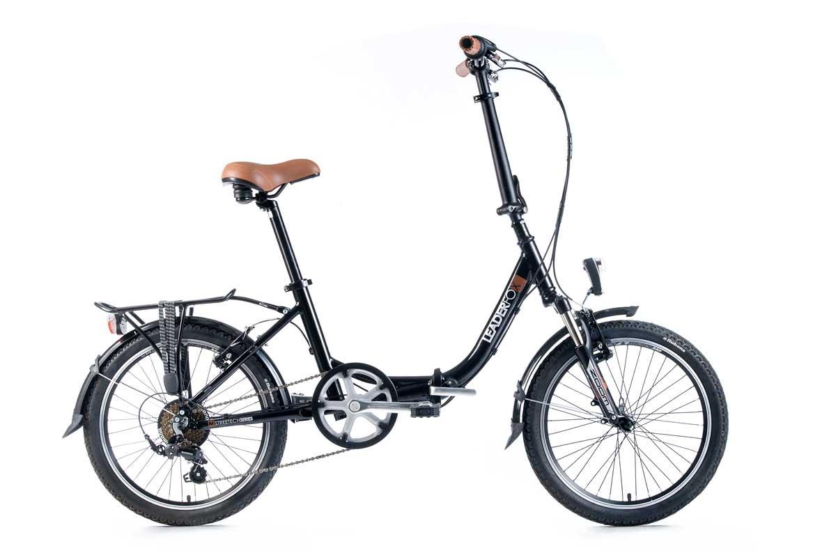 Bicicleta pliabila Leader Fox Cityzoom 2016