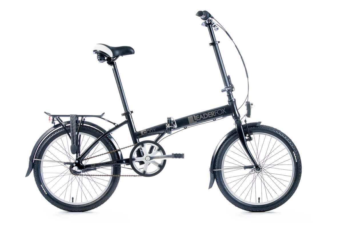 Bicicleta pliabila Leader Fox Cody 2016