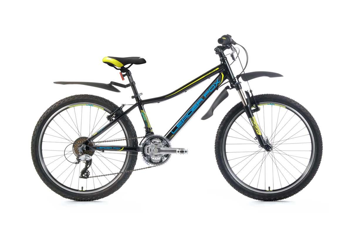 Bicicleta de copii Leader Fox Capitan Boy 2016