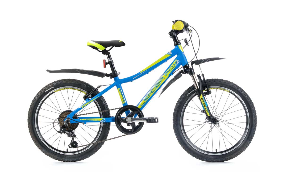 Bicicleta de copii Leader Fox Santy 2016