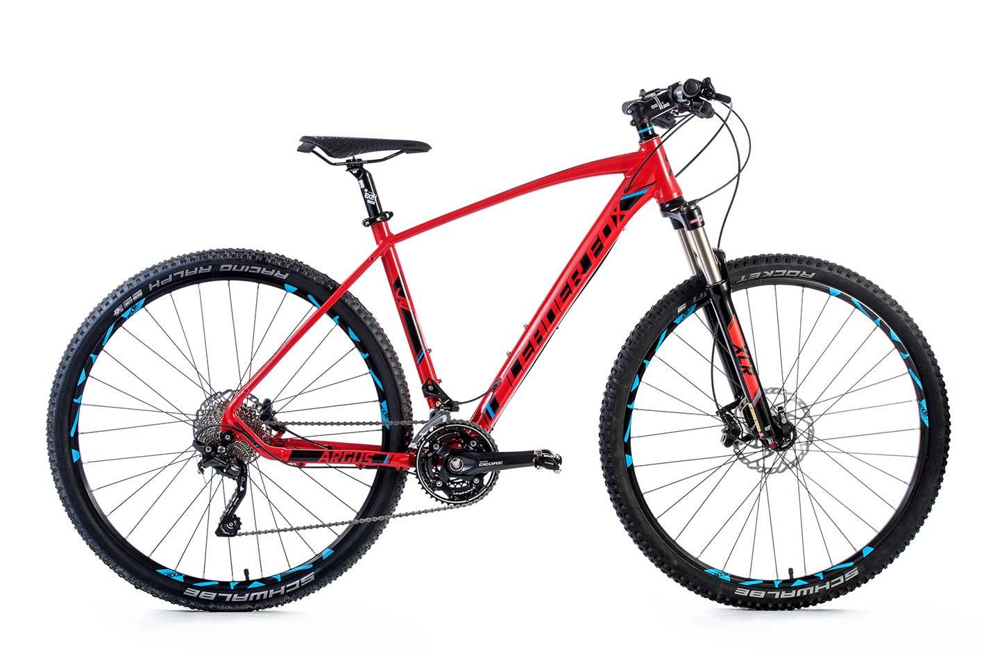 Bicicleta MTB Leader Fox ARGUS 29