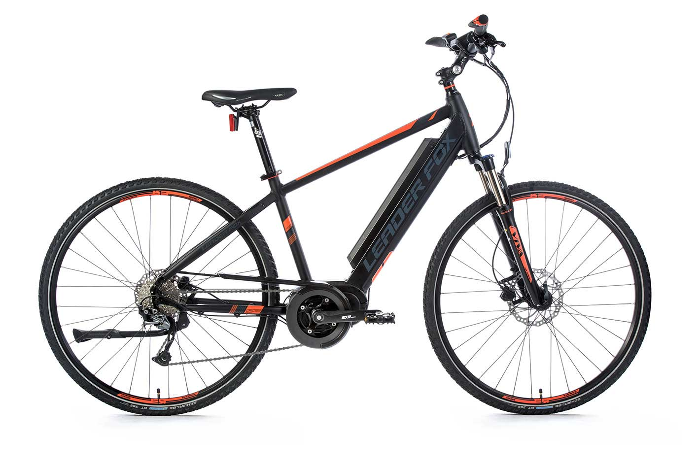 Bicicleta Electrica Cross Leader Fox BEND Gent 2018