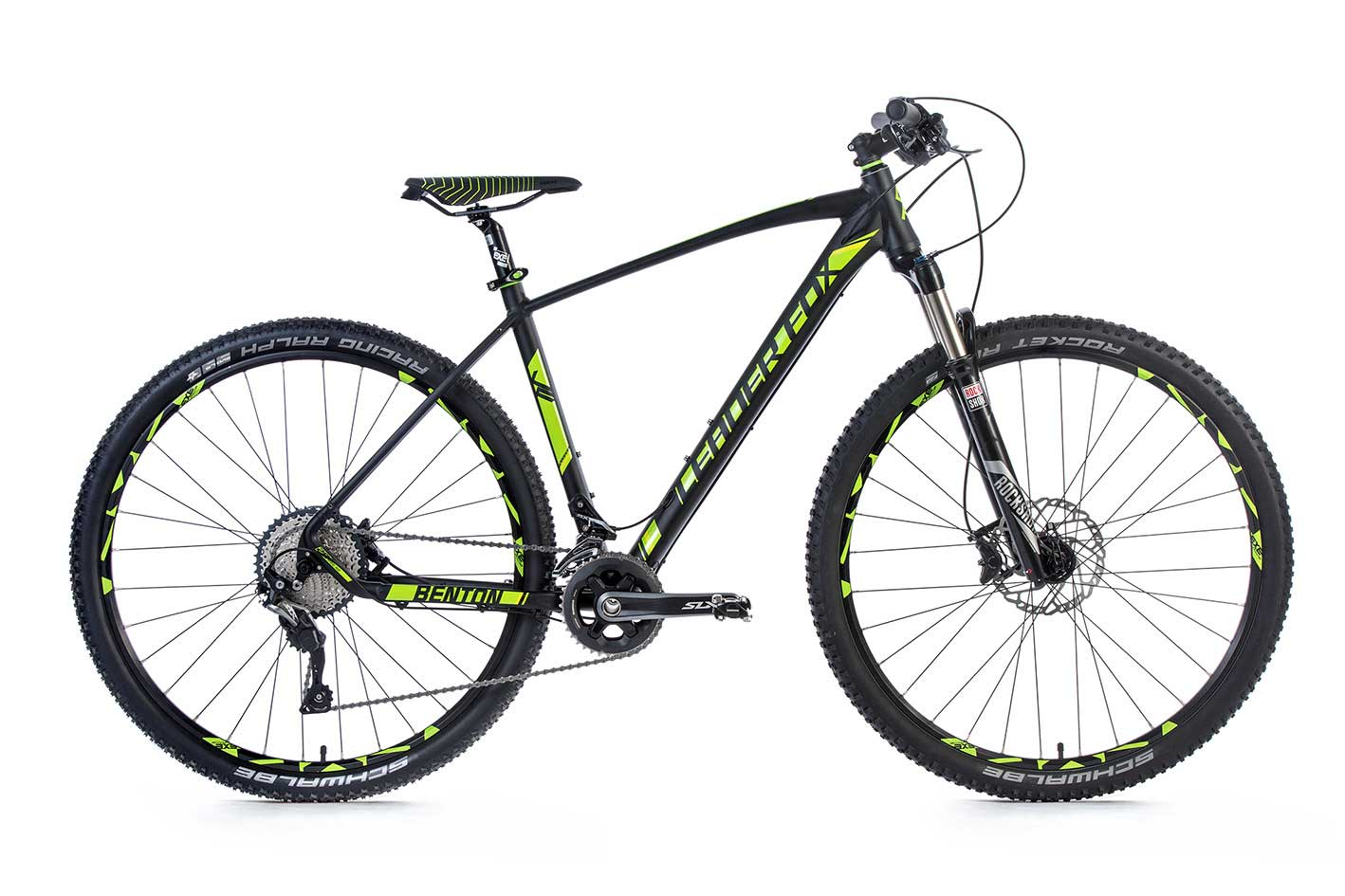 Bicicleta MTB Leader Fox BENTON 29