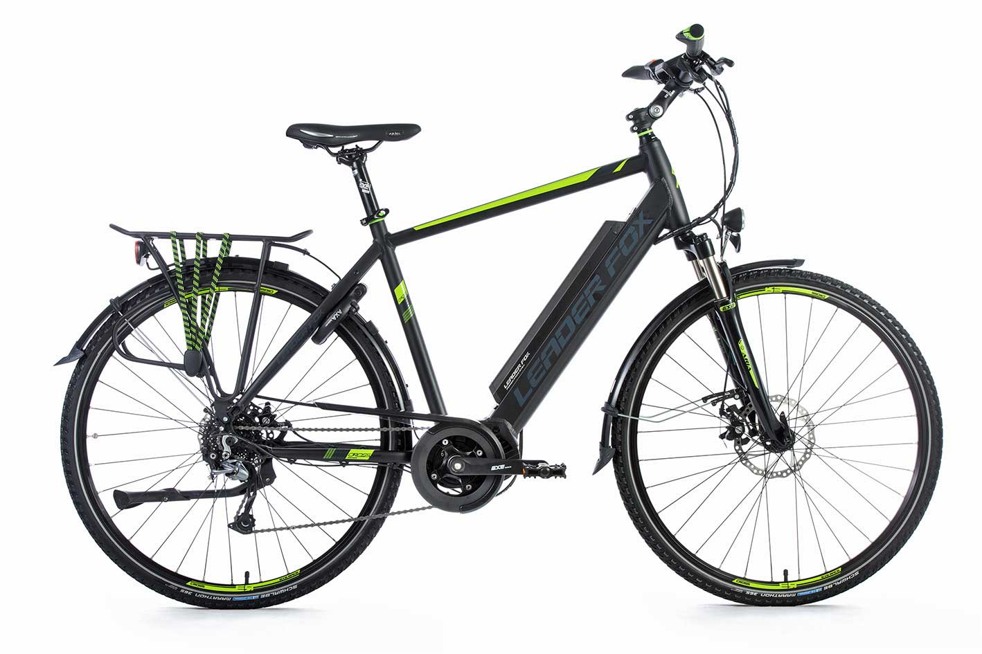 Bicicleta Electrica Leader Fox DENVER Gent 2018