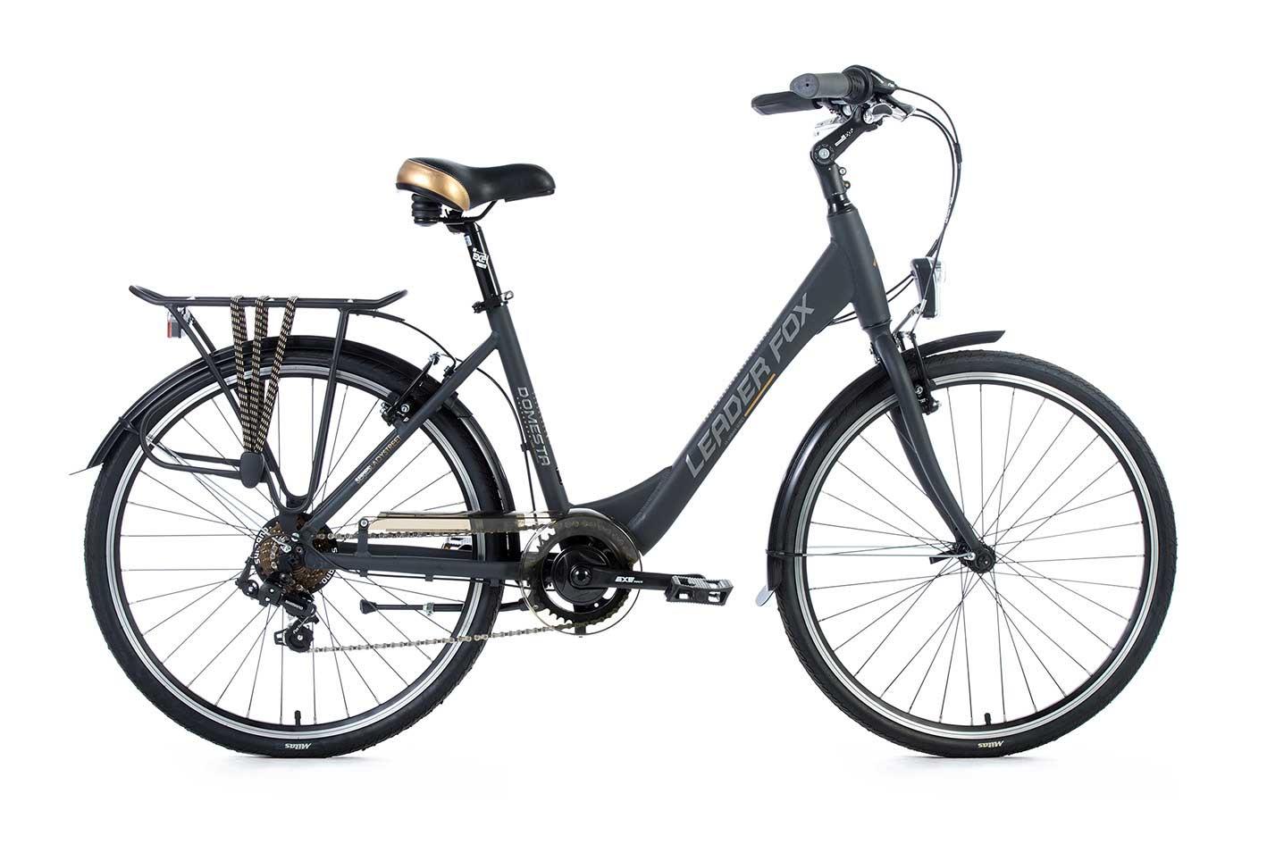 Bicicleta de Oras Leader Fox DOMESTA 26