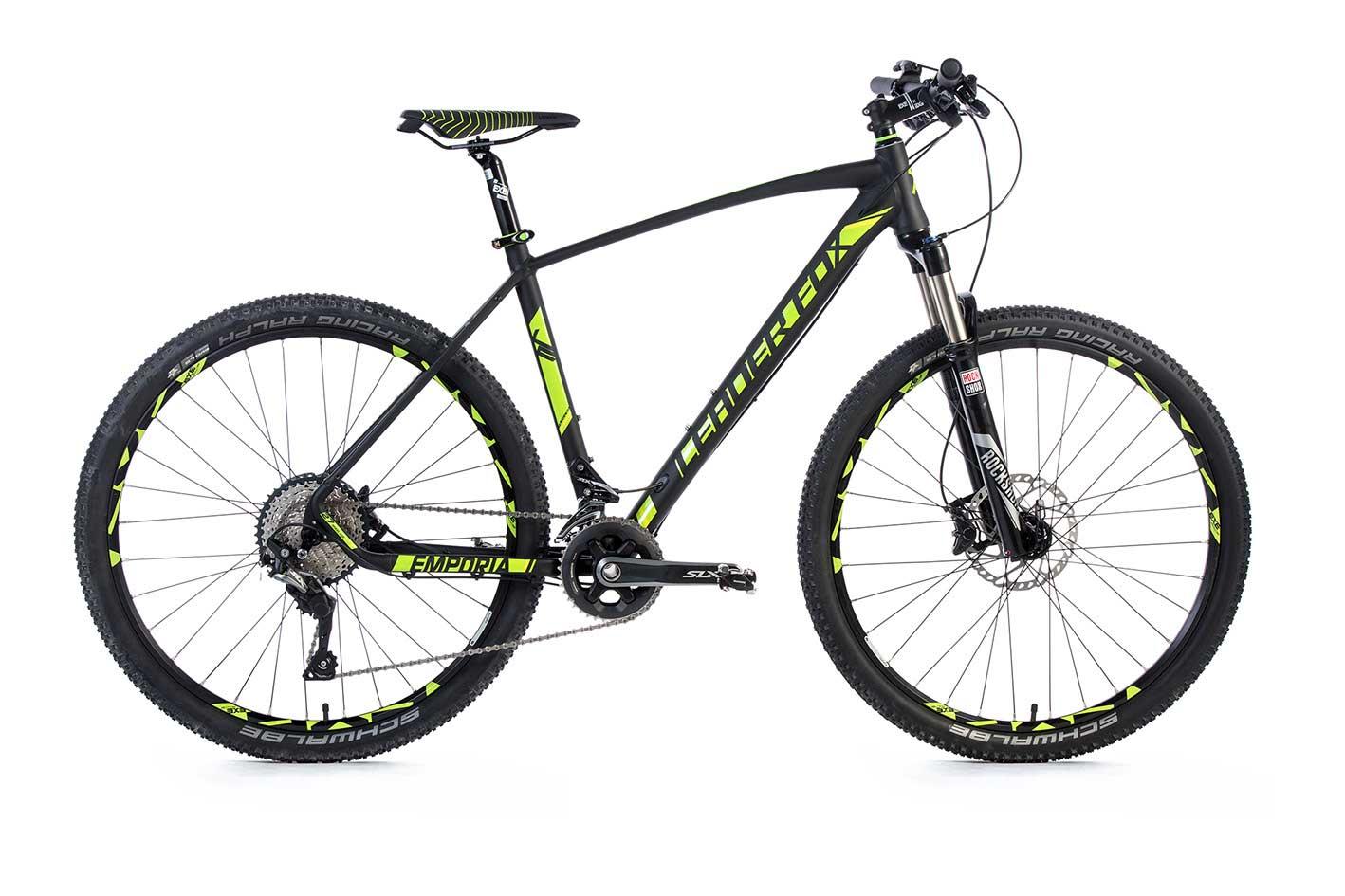 Bicicleta MTB Leader Fox EMPORIA 27,5