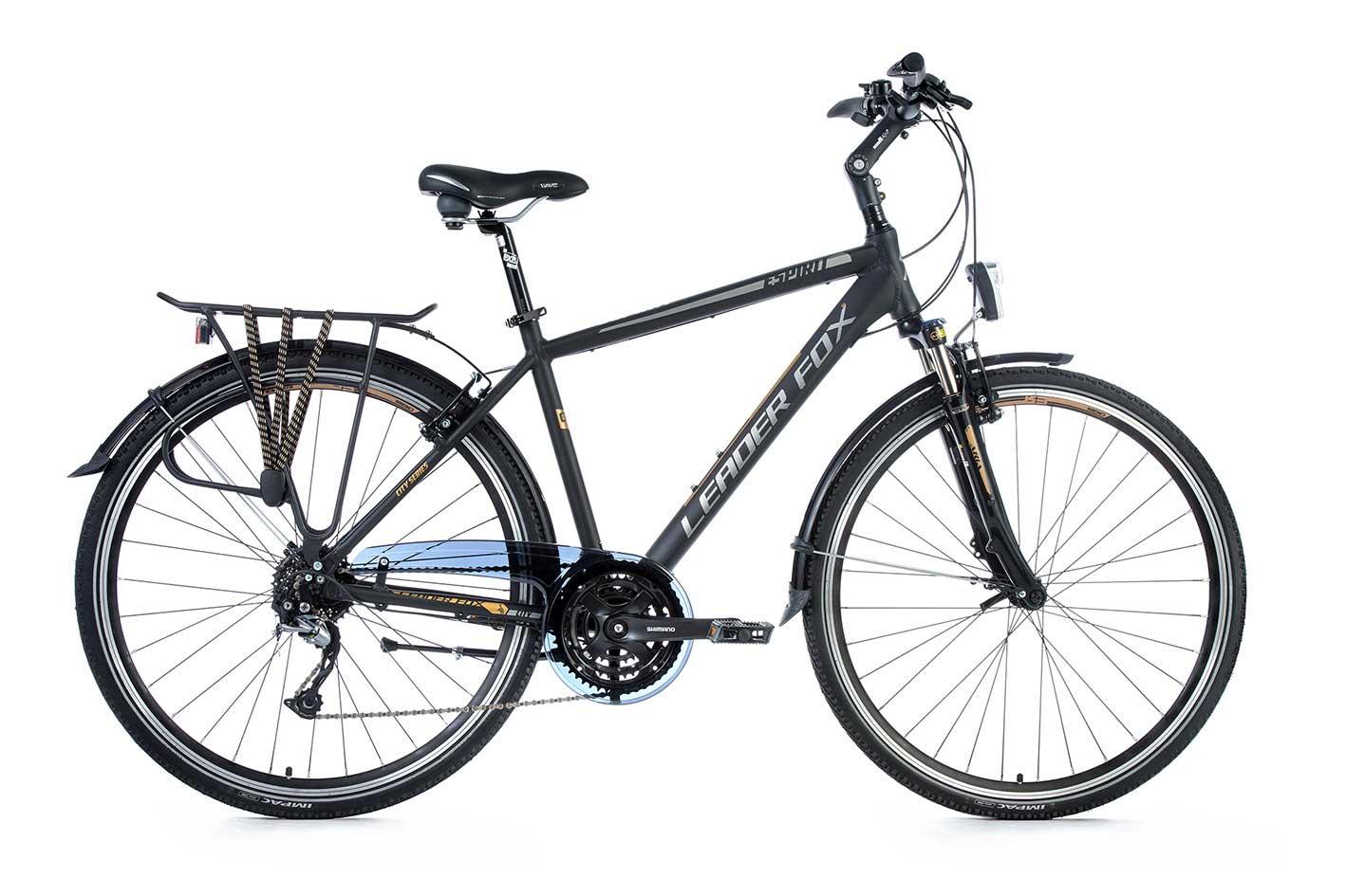 Bicicleta de Oras Leader Fox ESPIRIT Gent 2018