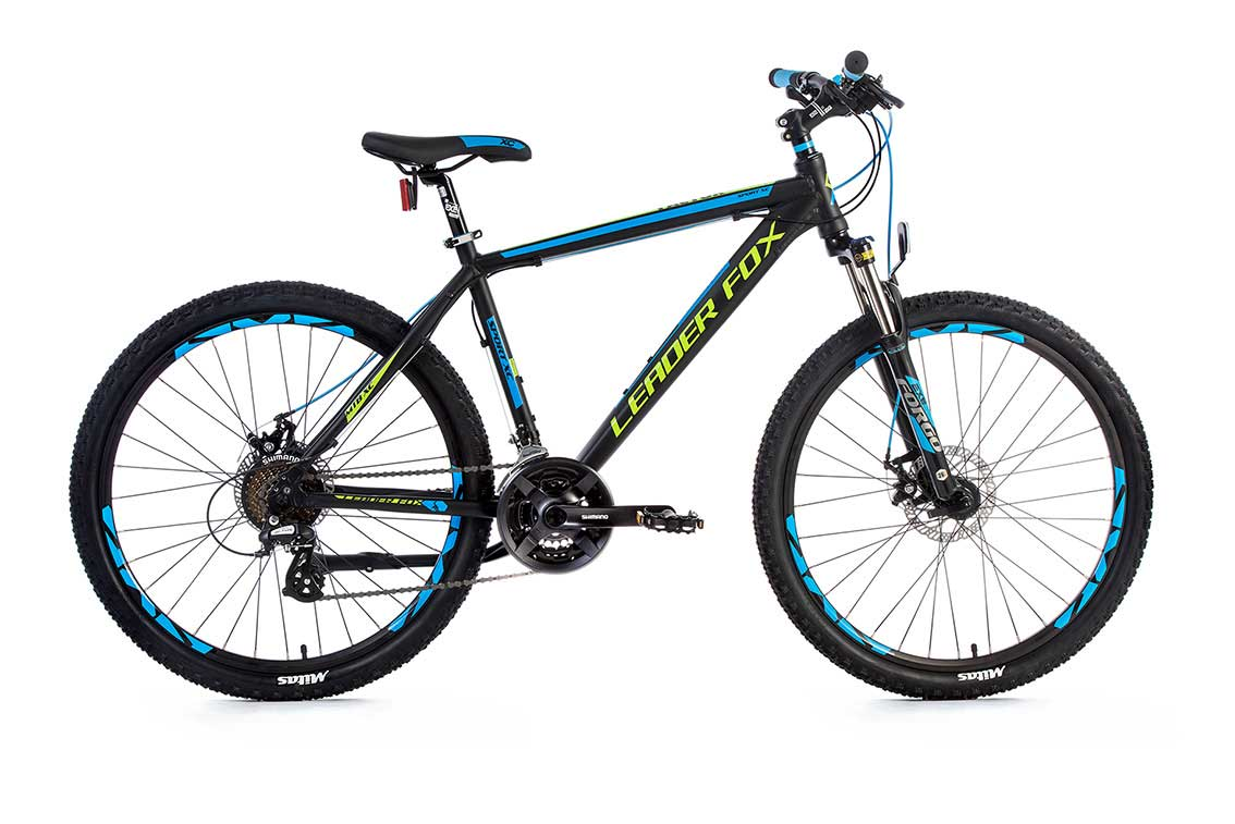 Bicicleta MTB Leader Fox FACTOR 2018