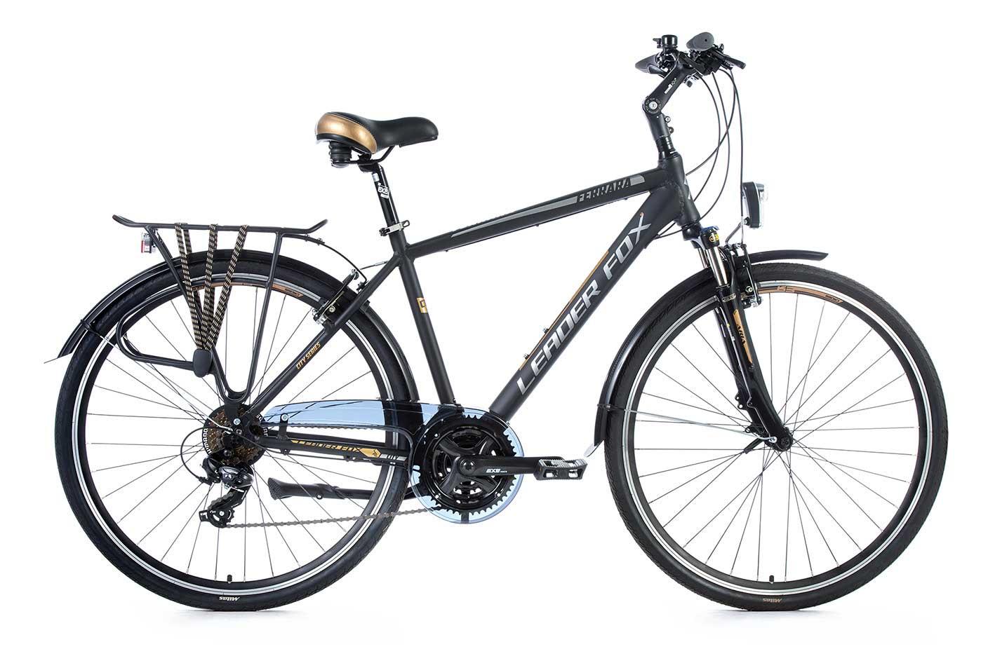 Bicicleta de Oras Leader Fox FERRARA Gent 28