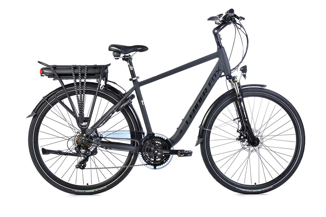 Bicicleta Electrica Leader Fox FORENZA Gent 28