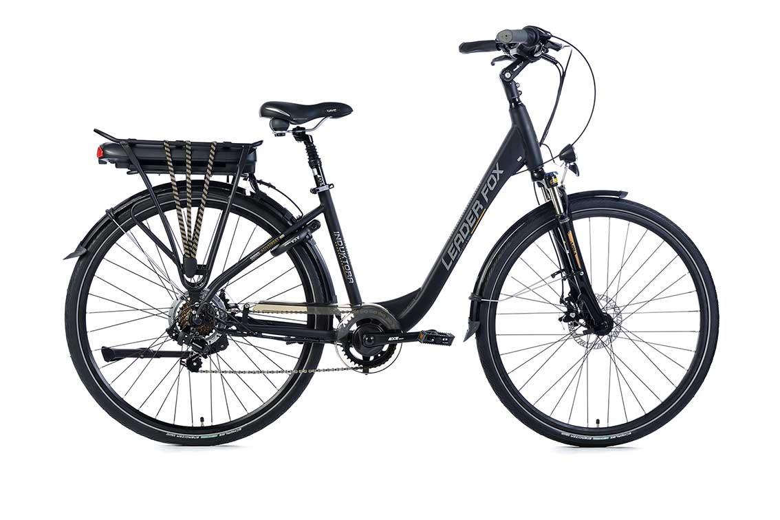 Bicicleta Electrica Leader Fox INDUKTORA 28