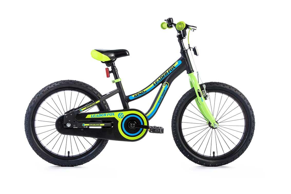 Bicicleta pentru Copii Leader Fox KENO 18