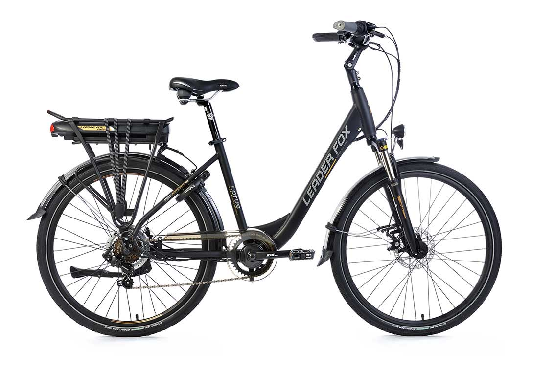 Bicicleta Electrica Leader Fox LOTUS Lady 2018
