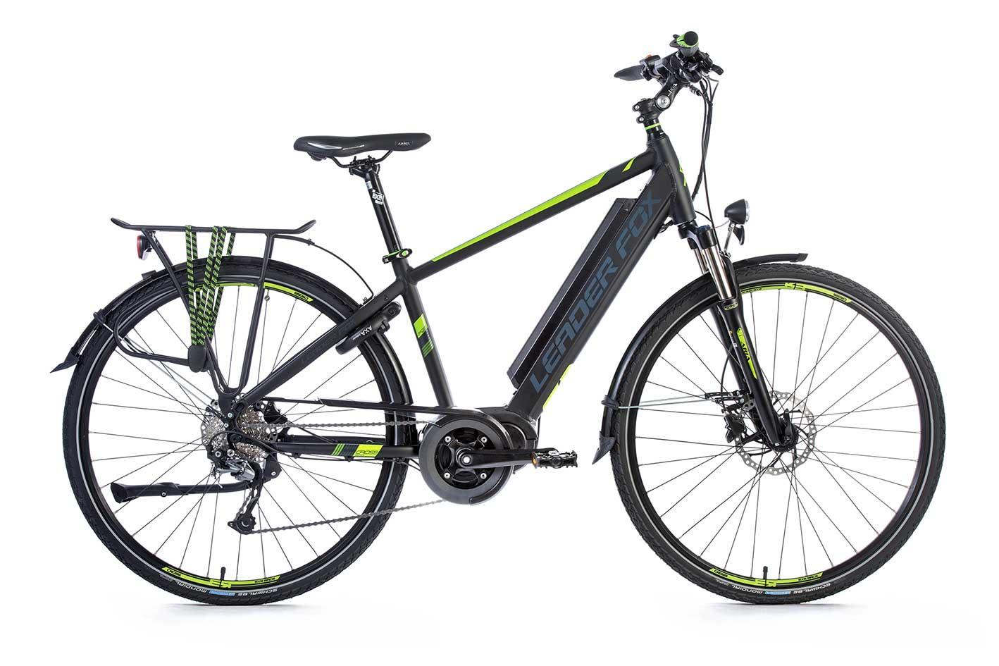 Bicicleta Electrica Leader Fox LUCAS Gent 2018