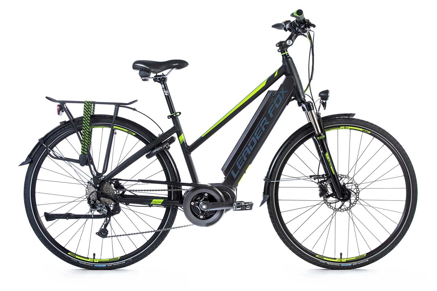 Bicicleta Electrica Leader Fox LUCAS Lady 2018