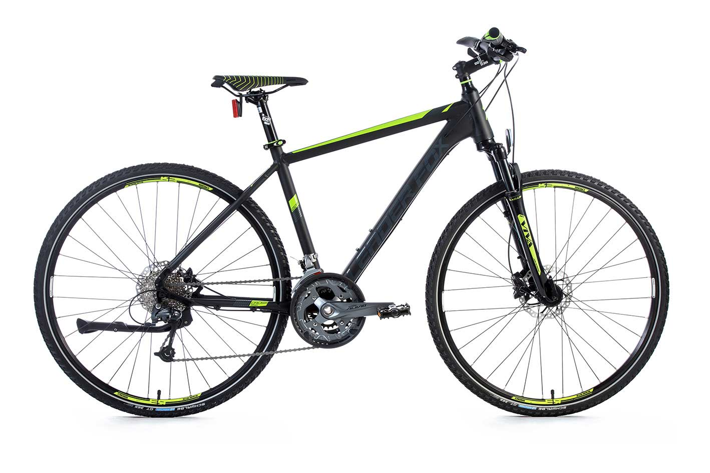 Bicicleta de cross Leader Fox POINT PRO 2018