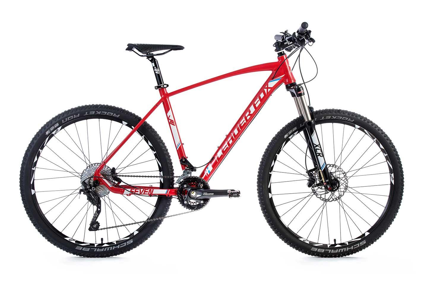 Bicicleta MTB Leader Fox SEVEN 27,5