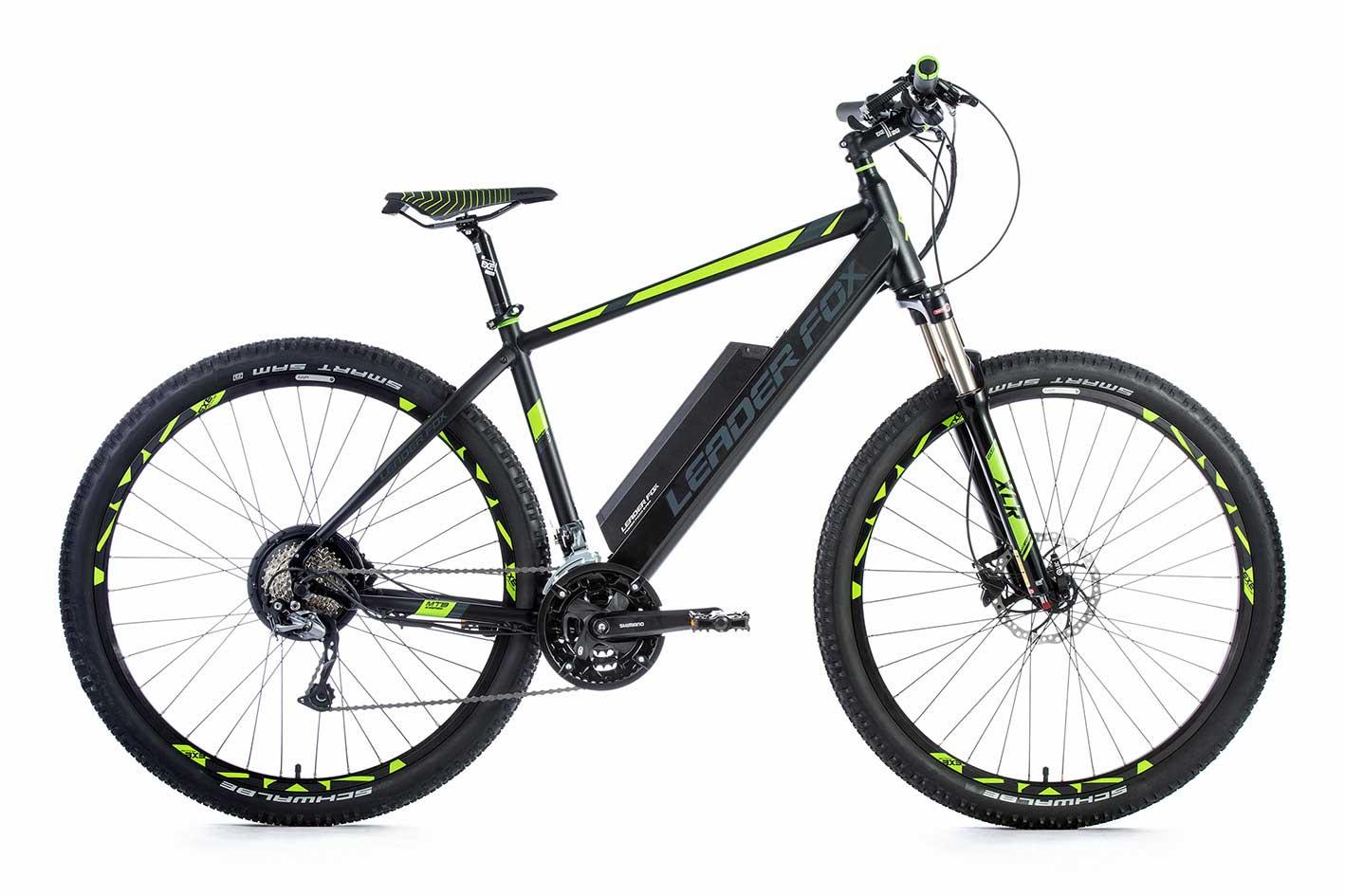 Bicicleta Electrica MTB 29
