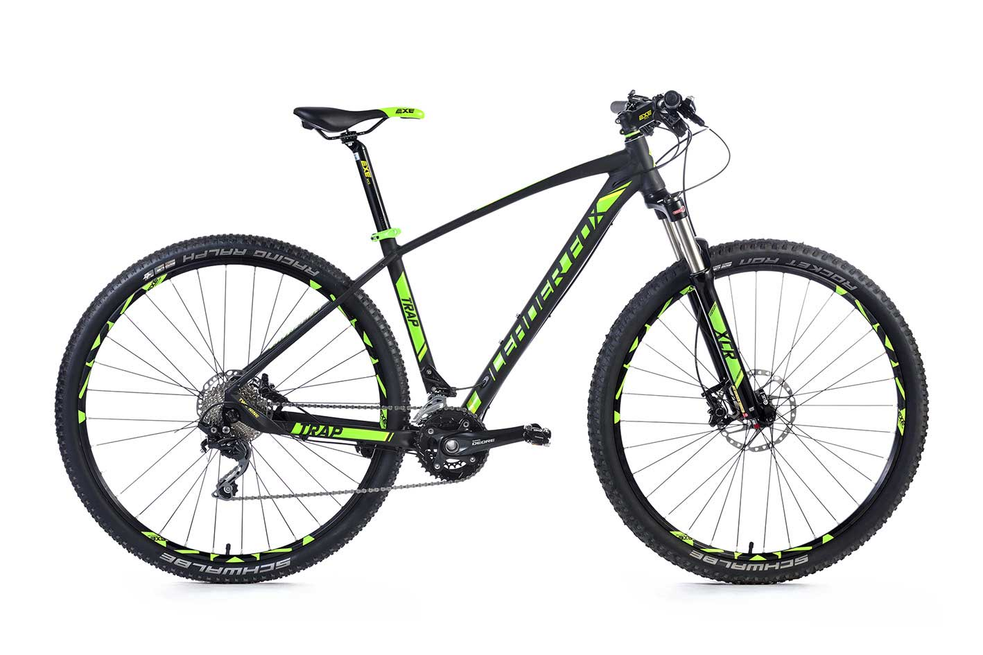 Bicicleta MTB Leader Fox TRAP 29