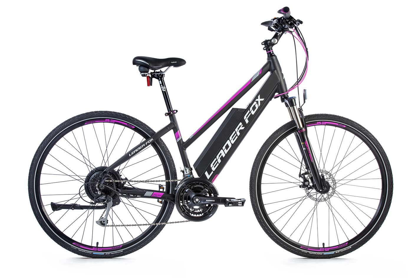 Bicicleta Electrica Cross Leader Fox VENOSA Lady 2018
