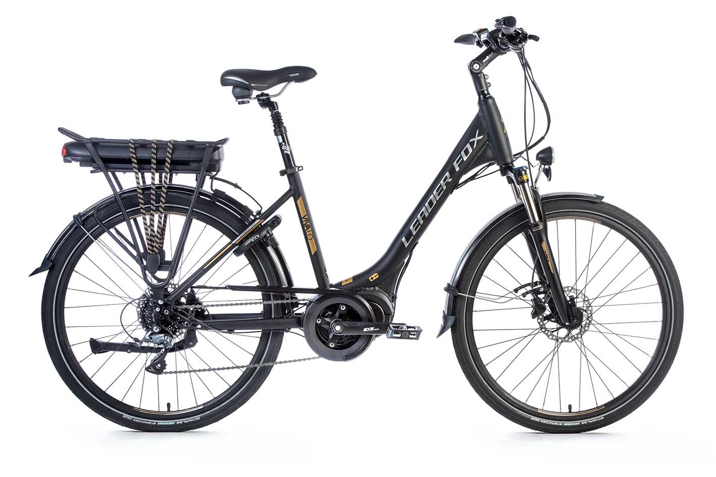 Bicicleta Electrica Leader Fox VIVALO 2018