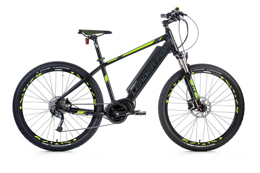 Bicicleta Electrica MTB 27,5