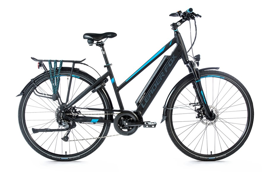Bicicleta Electrica Leader Fox DENVER Lady 2018