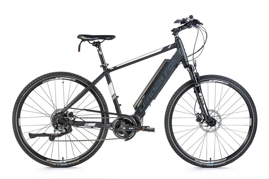 Bicicleta Electrica Cross Leader Fox EXETER Gent 2018