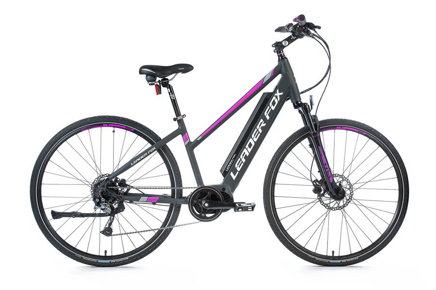 Bicicleta Electrica Cross Leader Fox EXETER Lady 2018
