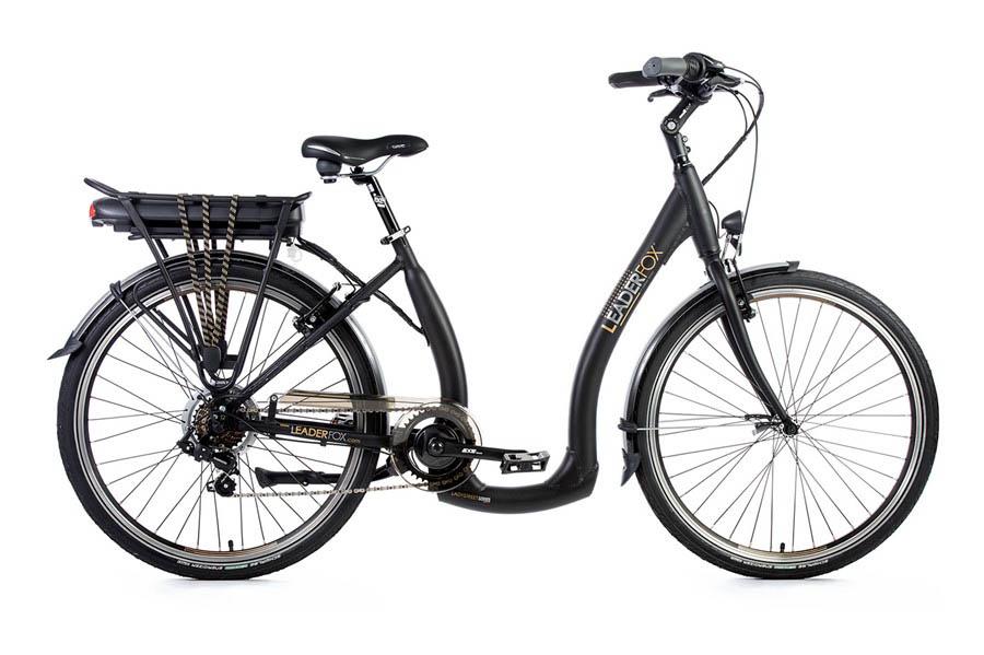 Bicicleta Electrica Leader Fox E-HOLAND 2018