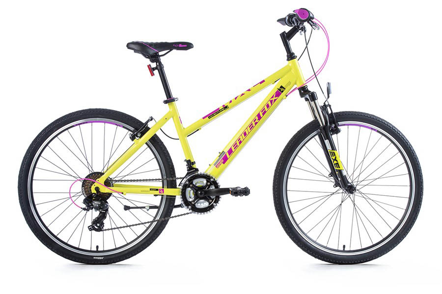 Bicicleta MTB Leader Fox MXC Lady 2018