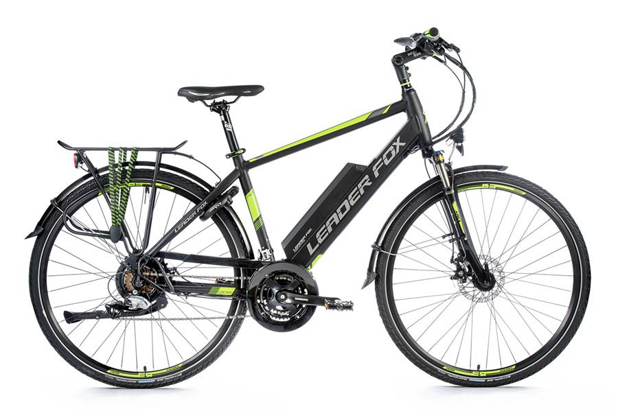 Bicicleta Electrica Leader Fox Sandy Gent 2018