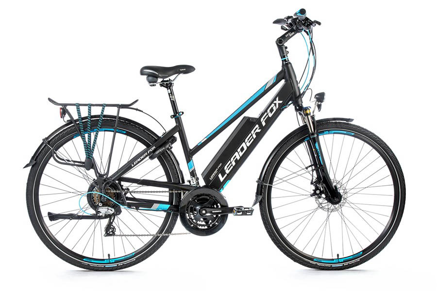 Bicicleta Electrica Leader Fox Sandy Lady 2018