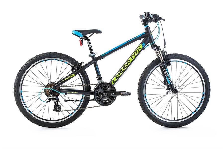 Bicicicleta pentru Copii Leader Fox SPIDER Boy 24