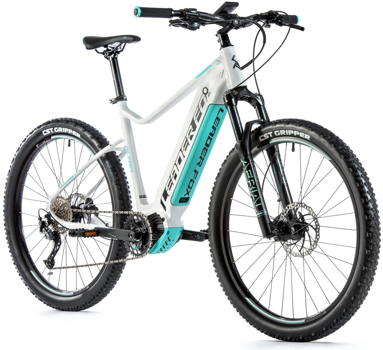 Bicicleta electrica MTB Leader Fox Altar 27.5 inch, 2020