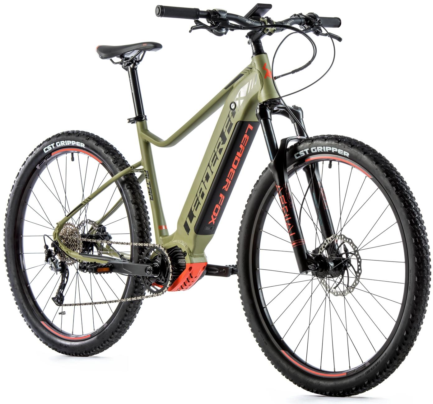 Bicicleta electrica MTB Leader Fox Altar 29 inch, 2020