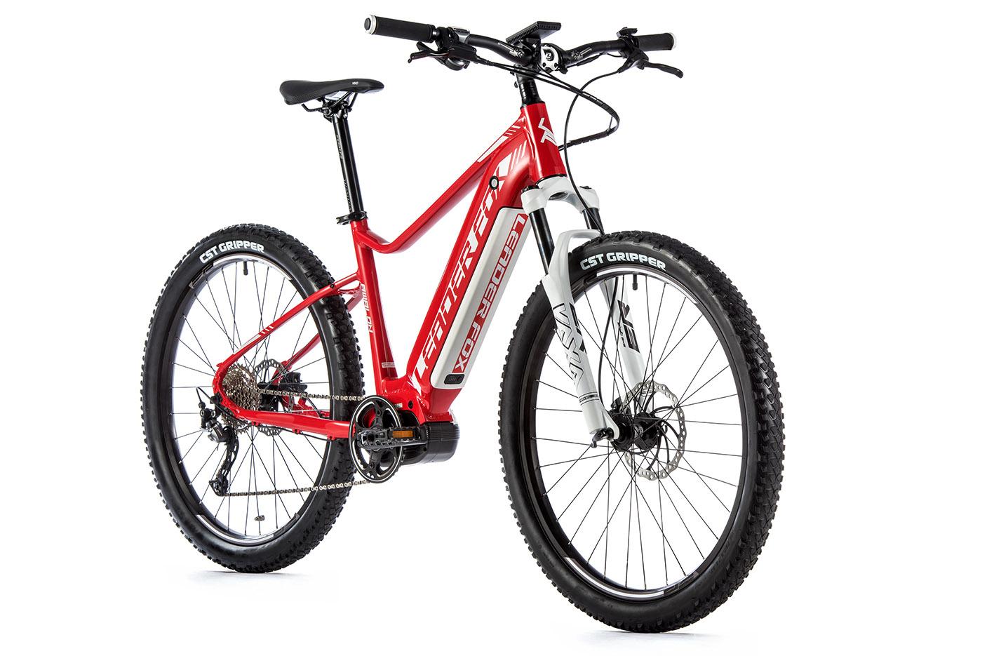 Bicicleta electrica MTB Leader Fox Awalon Gent 27.5 inch, 2020